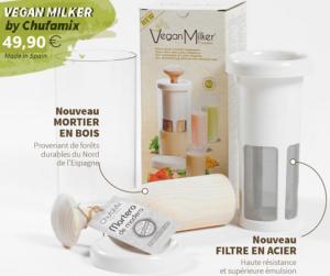 Vegan Milker